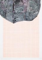 肌 her skin | 2017 | 210×147mm | watercolor on paper