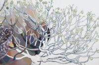君の庭 your garden(11)| 2020 - 2021 | 530×803mm | oil on canvas