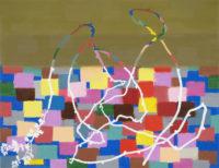 カラフル colorful | 2017 | 530×410mm | oil on canvas