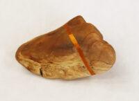 ハチマキ石 HACHIMAKI stone | 2021 | 50×83×35mm | wood foundation acrylic
