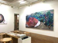 「深い森」Gallery惺SATORU, 2019