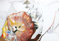 交信 communication | 2006 | 210×297mm | watercolor, color pencil, oil pastel on paper