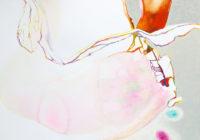 乳化剤 emulsion | 2006 | 210×297mm | watercolor, color pencil, oil pastel on paper