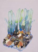 スズラン a lily of the valley | 2017 | 333×242mm | oil on canvas