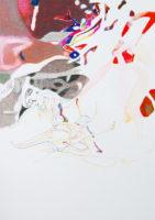 花火 fireworks | 2006 | 297×210mm | watercolor, color pencil, oil pastel on paper