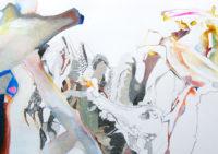 樹海 forest | 2006 | 210×297mm | watercolor, color pencil, oil pastel on paper