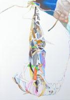 しかけ gadget | 2006 | 297×210mm | watercolor, color pencil, oil pastel on paper