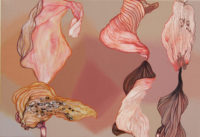 暮れ a ending | 2020 | 273×190 mm (P3) | oil on canvas