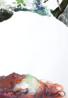 モノトーン mono-tone | 2006 | 297×210mm | watercolor, color pencil, oil pastel on paper