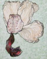 花びら petals | 2021 | 273×220mm | oil on canvas
