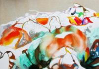トロピカル tropical | 2006 | 210×297mm | watercolor, color pencil, oil pastel on paper